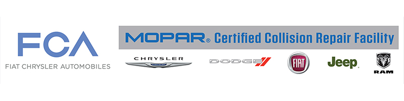 Chrysler Certified Collision Repair